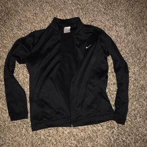 Black Nike Golf Jacket
